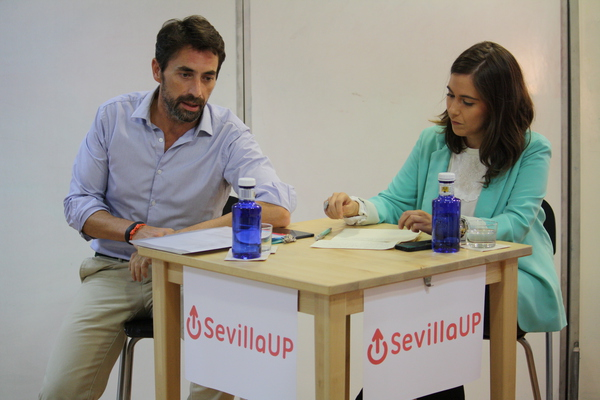 Video SevillaUP Minds Turismo con Antonio Jiménez