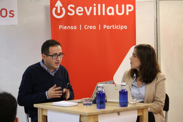 Video SevillaUP Minds 005 con Luis Rull