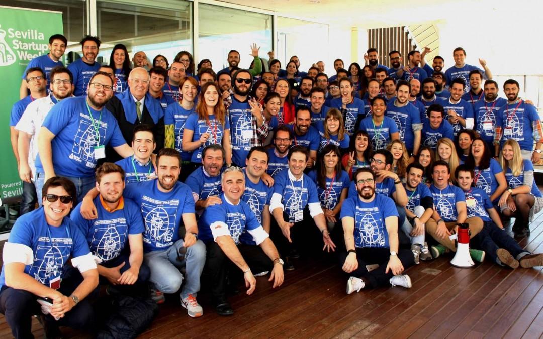 Nacen 11 startups en el evento Sevilla Startup Weekend de Turismo y Gastronomía