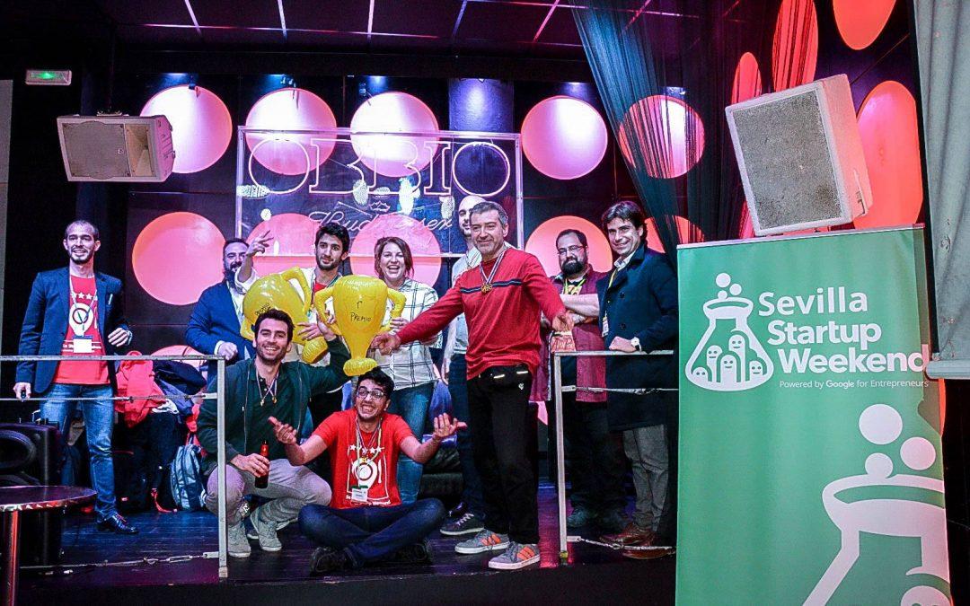 Maratón emprendedora en Sevilla Startup Weekend