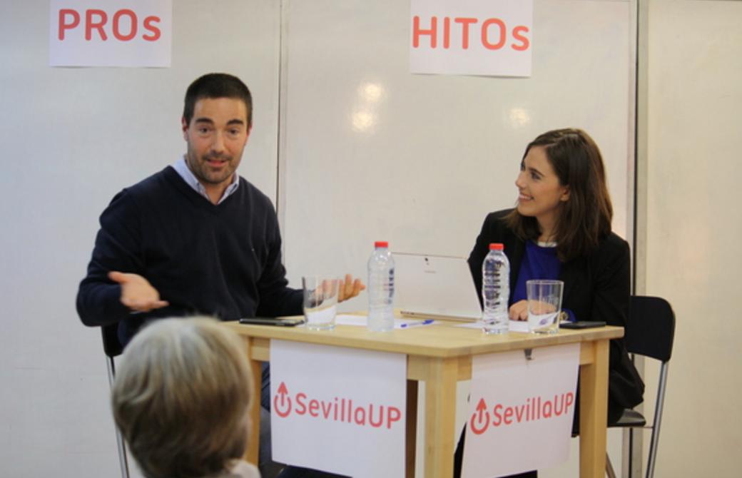 Video SevillaUP Minds empresa e inversión con Tom Horsey