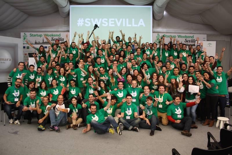 SevillaUP coordina la 5ª edición de Sevilla Startup Weekend