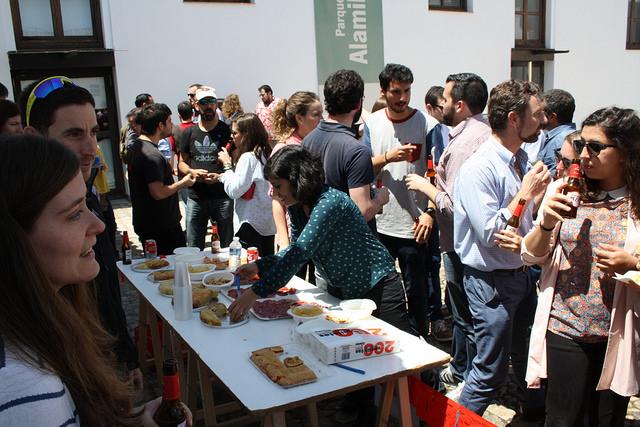 Evento de microfinanciación local