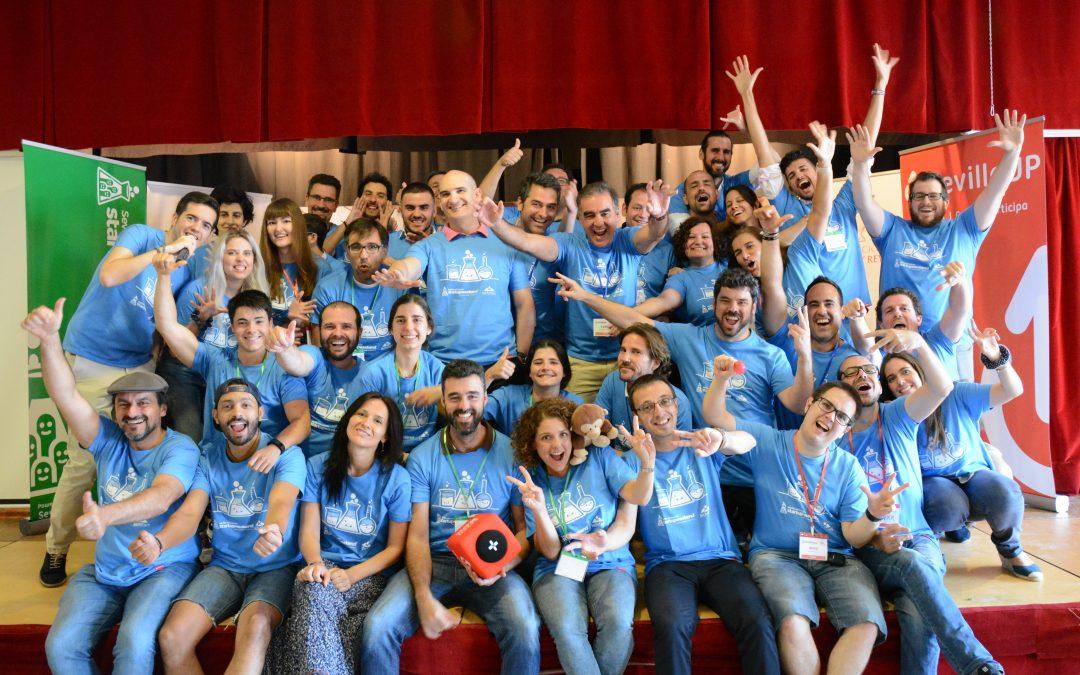 Un proyecto para el desarrollo del talento de altas capacidades gana el segundo Sevilla Startup Weekend de Educación