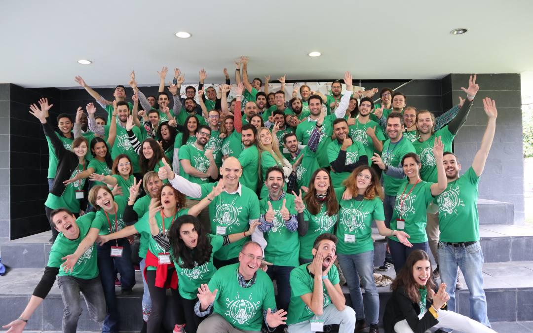Glove Move, la plataforma social de captación y gestión de talento internacional gana en Sevilla el Global Startup Weekend