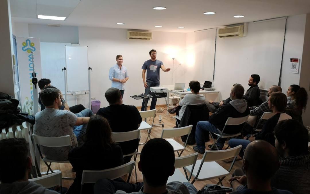 Press Play reúne de nuevo a profesionales del sector del videojuego en Sevilla